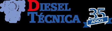Logo Diesel 35 años
